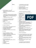 Resumen Procedimientos Basicos
