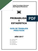 Estadística y Probabilidad , ejercicios prácticos
