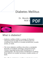 Ppt Diabetes English