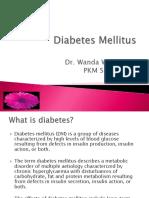 Ppt Diabetes English
