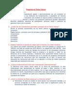 Legislación Comercial Preguntas y Respuestas Varias