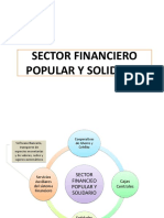 Sector Financiero Popular y Solidario