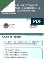 Presentacion Gas Utp