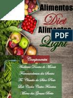 Alimentos Diet e Light (SLIDE)