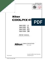 nikon_coolpix-4500 repair manual.pdf