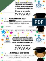 DIPLOMAS preescolar 3.pptx
