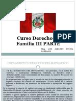 Curso Derecho de Familia III TERCERA PARTE