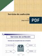Servicios de Confección