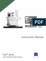 Instruction Manual EVO