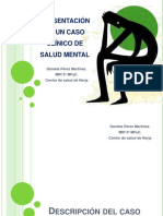 presentaciondeuncasoclinicodesaludmental-140806144909-phpapp01