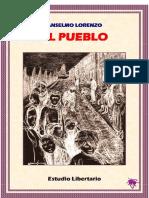 Anselmo Lorenzo_El Pueblo_qué Es El Pueblo