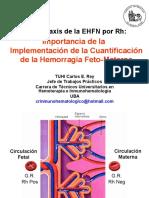Importancia de La Cuantificación de La HFM
