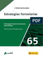 65_Estrategia Tecnica Ferroviaria Para Europa
