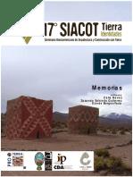 SIACOT2017 Memorias Completo