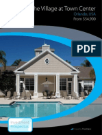 Village Town Center Florida Condos Investment Prospectus - Property Frontiers