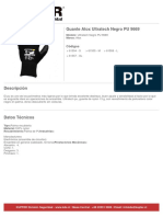 Ficha Producto Guante Atox Ultratech Negro Pu 9669 61554