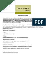 Proyecto TABAQUERÍA Para Distribución NAC