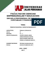 Derecho Industrial - Aspectos Generales II