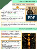 Confesiones Cristianas