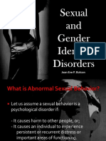 Sexual Disorders Ab.psych