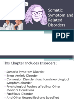 Somatic Symptom and Related Disorders(2)