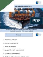 5. La Importancia de La Proteccion Portuaria Para El Comercio Internacional