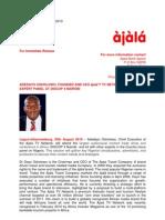 August Press Release Ajala TV_DISCOP_4 Nairobi 2010