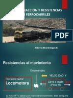 Resistencias en Ferrocrriles
