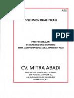 Cover Kualifikasi Jagung Mitra Abadi
