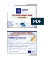 Diseño Estratégico de La Postventa (USIL)
