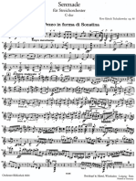 Tchaikovsky Serenade For Strings Violin II.pdf