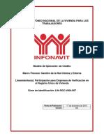 Lineamientos LIN SGC V004 007 (1)