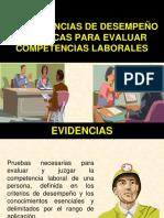 Evidencias, Técnicas e Instrumentos de Evaluación[1]. Ppt