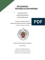 DermaSystem - Gestión Informática en Dermatología