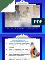 negociacion - gestion tecnologica
