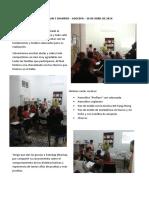 Taller de Pan y Churros Asocepa 30-04-2014