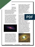 Hipótesis de La Nebulosa Primitiva