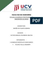 Planta Concentradora PDF