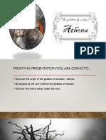 Athena Power Point Presentation