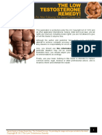 Sexual Fitness Recipes
