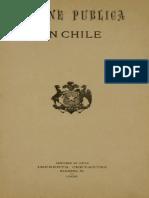 Higiene pública en Chile