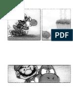 Una historieta de Mario
