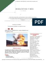 Explosivos- Definición- Características- Clasificación _ Criminalistica y Más
