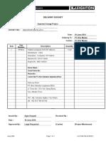 Supreme Docket No. 064 (RP6014 Demob)