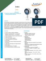 08 ADT 672 Digital Pressure Calibrator