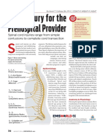 Spine Injur y for the.pdf