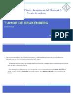 Tumor de Krukenberg