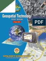 Geospatial Technology Text Book