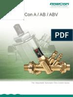 FlowCon a AB ABV Brochure