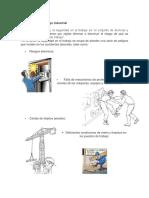 Seguridad en El Trabajo Industrial
